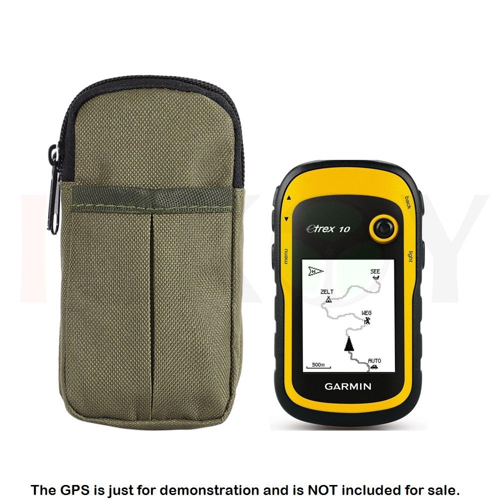 Multi-Fonction MOLLE Militaire Ceinture Poche Sac Protable Protéger Boîtier Étanche pour la Randonnée GPS Garmin eTrex 10 20 30 10x 20x 30x