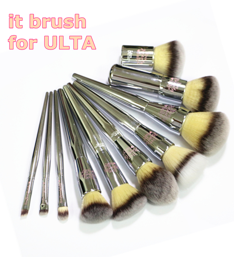ulta makeup brushes. brand professional makeup brushes 10 style it brush for ulta powder contour foundation make up kit pinceis maquiagem.-in \u0026 tools from s