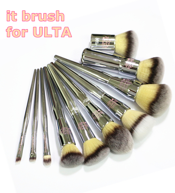 Brand Professional Makeup Brushes 10 Style It Brush For Ulta Powder