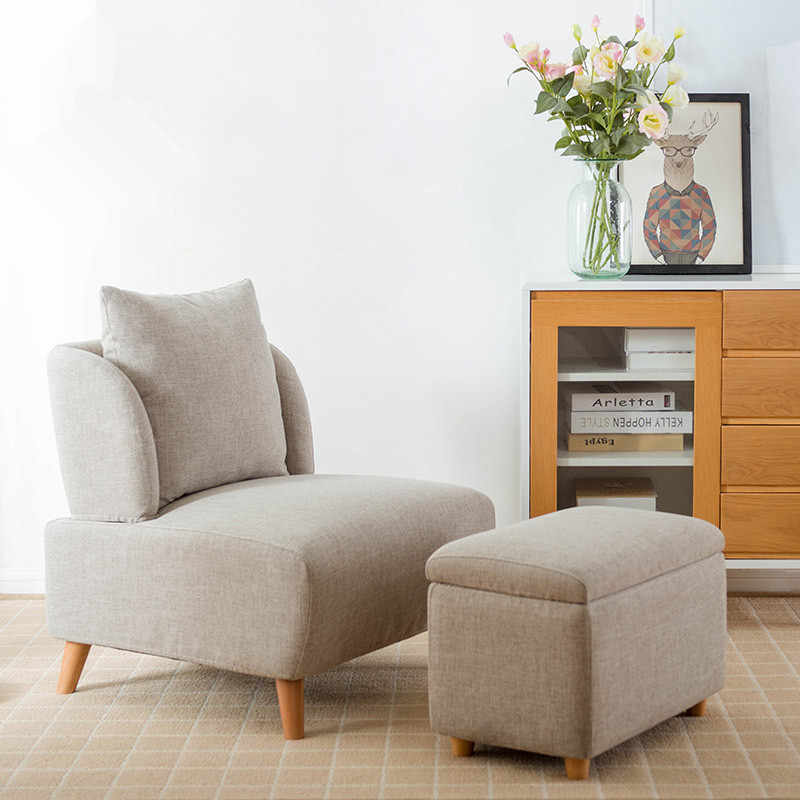 Mid Century Modern Living Room Accent