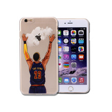 NBA James Harden Michael Jordan Lebron James Phone Cases  iPhone 6 6s Plus 7 8 Plus X