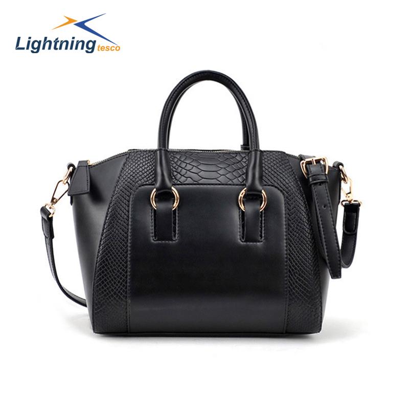 2014 New Fashion genuine leather bag women handbag...