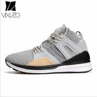 VIXLEO 2018 Men Casual Shoes Designer Trainers Breathable Runs Ultras Boosts Superstars Men Shoes Krasovki Designer