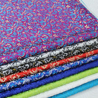 1 Yard Florals Chinese Traditional Silk Jacquard Brocade Fabric Chinese Style Fabric Costumes Clothing DIY Cushion Fabric
