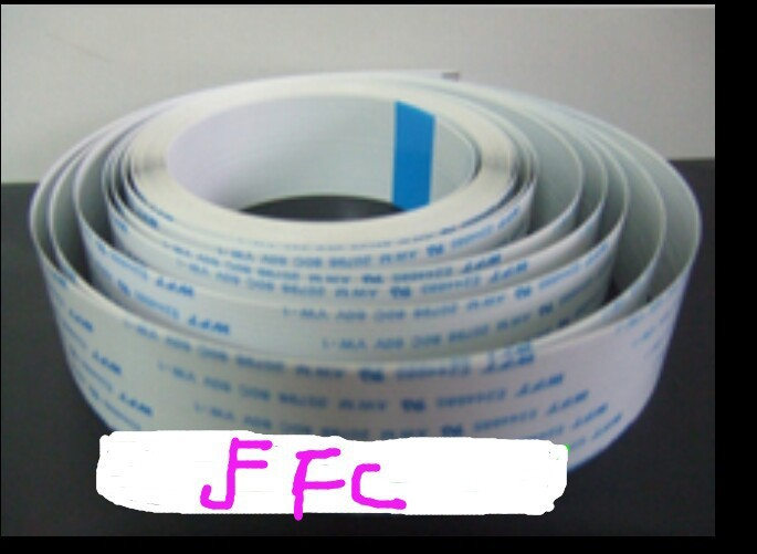 Free Shipping 10pcs Flex Ribbon FFC Cable 1.0mm 15pin 200cm AWM 20624 80C 60V VW-1