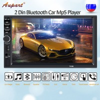 Autoradio 2 Din car multimedia radio aux Receiver audio rear view camera 2din radios android mirrolink for car stereo