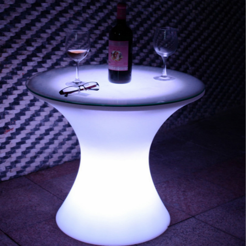 waterproof LED bar table bar furniture remote control light change free shipping