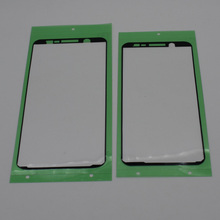 100 pçs/lote A6 plus de Alta qualidade Para Samsung Galaxy A6 A600F A605 LCD Frontal Moldura do Quadro Adesivo Adesivo de Fita Cola
