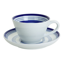 200ml Porcelain Coffee Tea Cups And Saucer Mugs