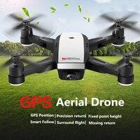 GPS Smart Follow Me Folding RC drone X28GWF GPS Position Wifi FPV 720P 1080P Camera Real time UAV RC Quadrupter vs X183 GW198