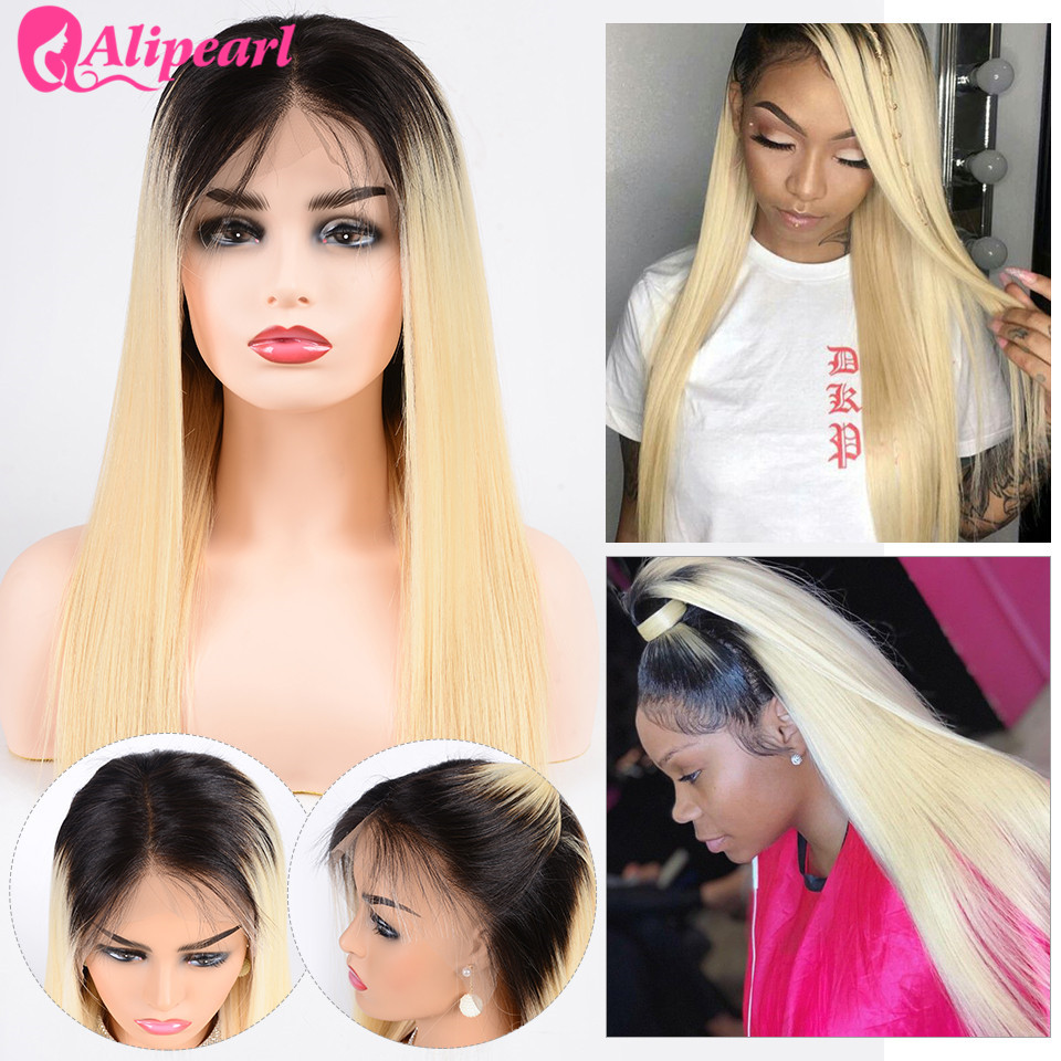 Human Hair Lace Wigs Hair Extensions & Wigs 2019 Fashion Alipearl Loose Deep Wave Lace Front Human Hair Wigs 130 150 180 250 Density Pre Plucked Brazilian Hair Wigs Remy Natural Color