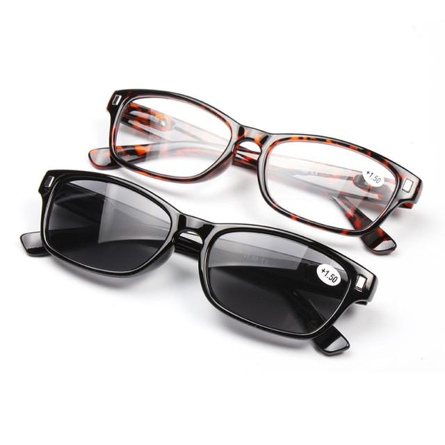Vazrobe Reading Sunglasses Men Women +1.0 +1.5 +2.0 +2.5 +3.0 +3.5 UV400  Diopter Glasses male driving presbyopia magnifier man 4111c3b0af82