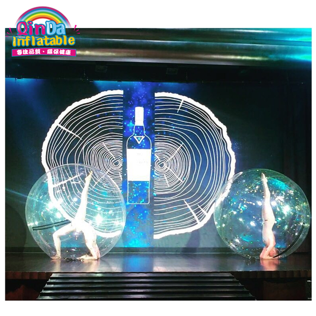 One of the best selling inflatable toys in Summer water walking zorbing ball low price human hamster ball
