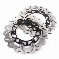 For Yamaha FJR 1300 2001 2004 XJR 1300 1999 2010 Motorcycle Accessories Front Brake Disc Rotor