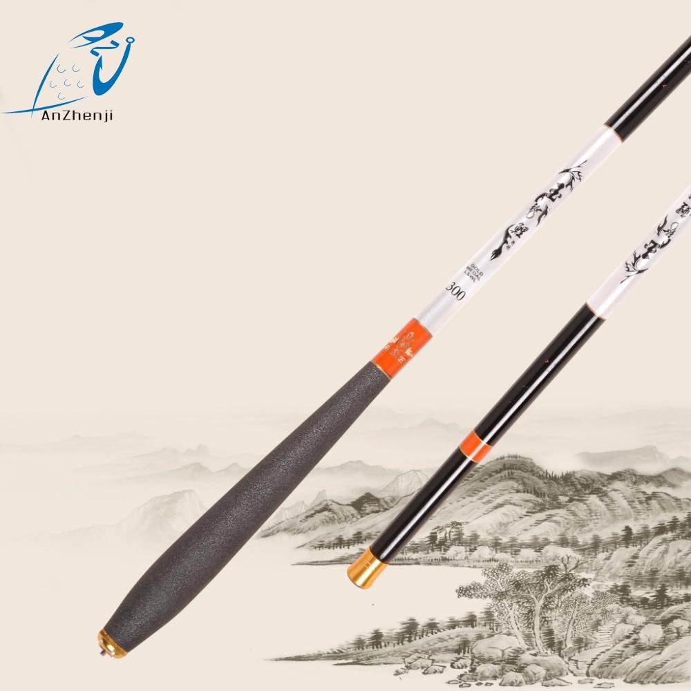 Novi šaranski štap za pecanje Ručna šipka teleskopska štap za - Ribarstvo - Foto 2