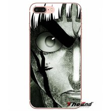 Naruto Pain Main lee Silicone iPhone Case