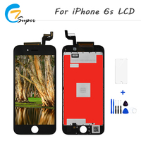 200PCS Lot Grade AAA LCD Screen For Apple IPhone 6s Display LCD Touch Screen Digitizer China
