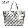 ROSCH Fashion Designer Women Baobao Handbags High Quality Ladies Bags Female Famous Brand Diamond Lattice Luxury Shoulder Bags