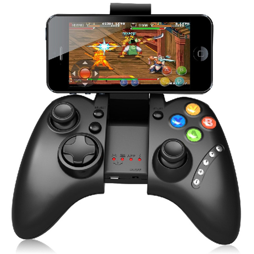 PG-9021 Classic Wireless Bluetooth V3.0 Gamepad Game Controller Gamepad Joystick for iPhone iPad Android Phone PC TV Box