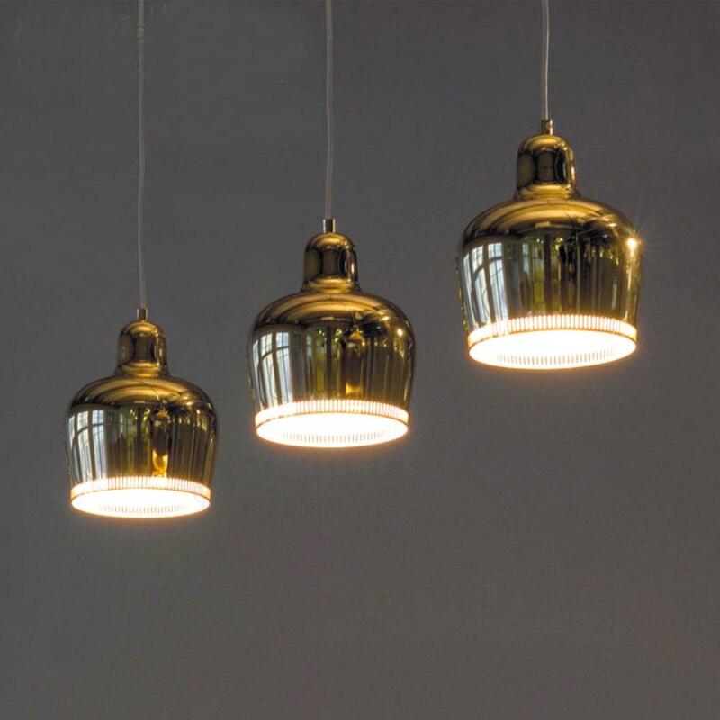 artek lighting. 2016 Modern Artek Pendant Lights For Kitchen Room Dining Metal Lamp Fixtures E27 110V 220V Home Lighting Lampes Vintage New-in From