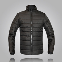 Winter Men Jacket 2018 New Brand Casual Solid Color Warmth Mens Jackets And Coats Thick Parka Men Outwear XXXL