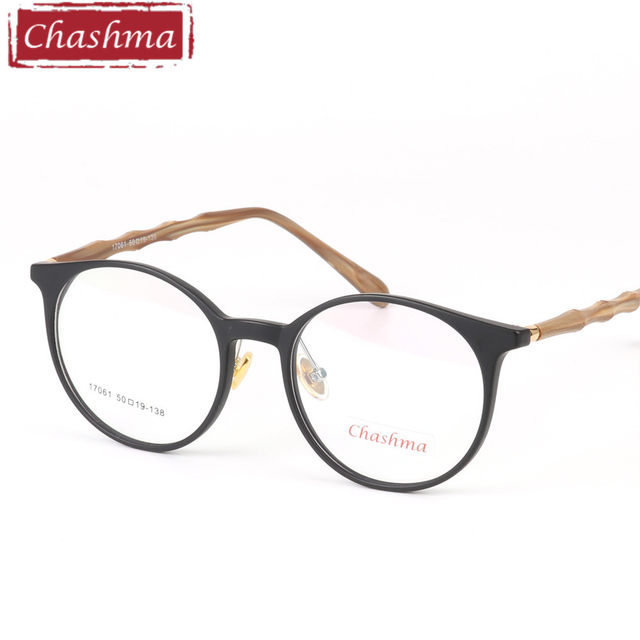 Online Shop Chashma Brand 2018 New Fashion Vogue Eyewear Round ...