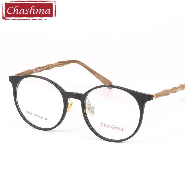 gran descuento de 2019 mas fiable Descubrir € 14.5  Aliexpress.com: Comprar Chashma marca 2018 nueva moda Vogue Eyewear  gafas redondas mujeres gafas hombres y mujeres marcos diseñador Retro ...