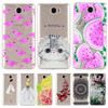 for Huawei Y6ii Compact LYO L21 L02 Case Silicone for Huawei Y6 ii Compact LYO-L21 LYO-L02 Y6Elite Back Cover TPU Phone Cases