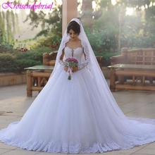Kroisendybridal QFS013 Wedding Dresses Ball Gown