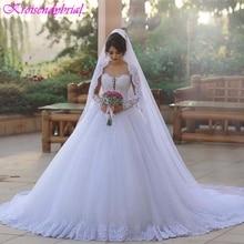 Kroisendybridal QFS013 Wedding Dresses Ball Gown