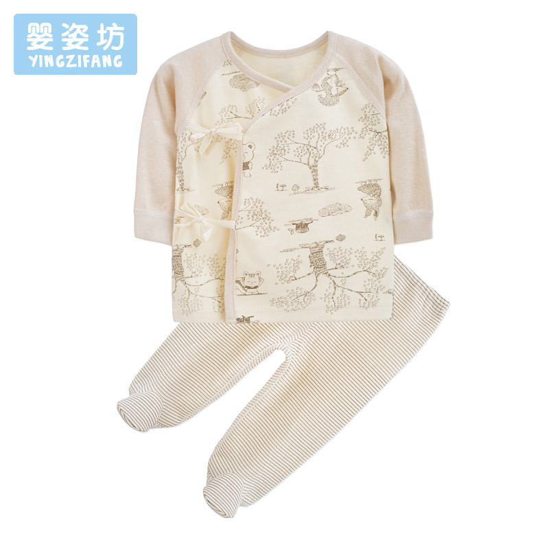 2018 For Bebek Carters Official Store Clothes Newborn Clothing Sets Infantil Tracksuits For Lovely Printing Girl Costume Suit ...