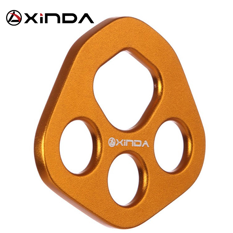 XINDA Profesionalna oprema Split vrpca razdjelnica s 4 rupe Ploča - Kampiranje i planinarenje - Foto 2