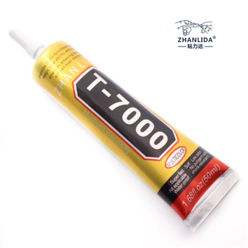 50ml T-7000 more powerful new epoxy resin adhesive T7000 black liquid glue super sealant handset touch screen rack maintenanc50ml T-7000 more powerful new epoxy resin adhesive T7000 black liquid glue super sealant handset touch screen rack maintenanc