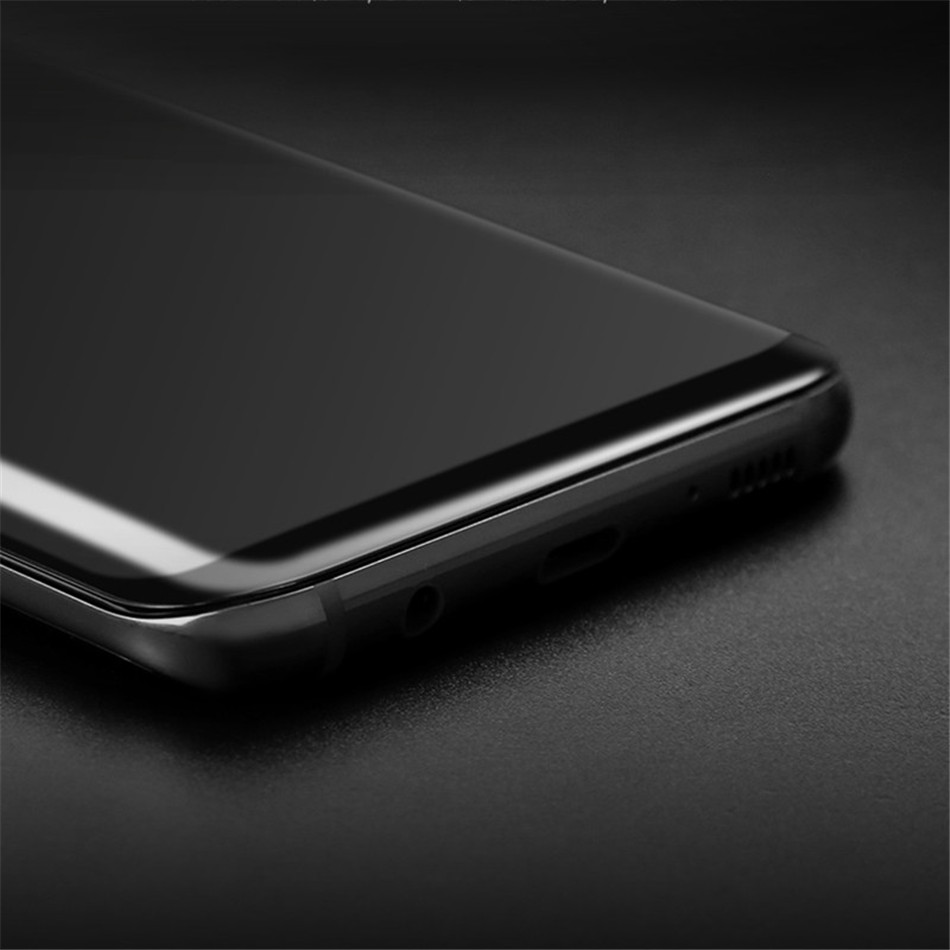 3D Anti-Explosion Tempered Glass for Samsung Galaxy S8