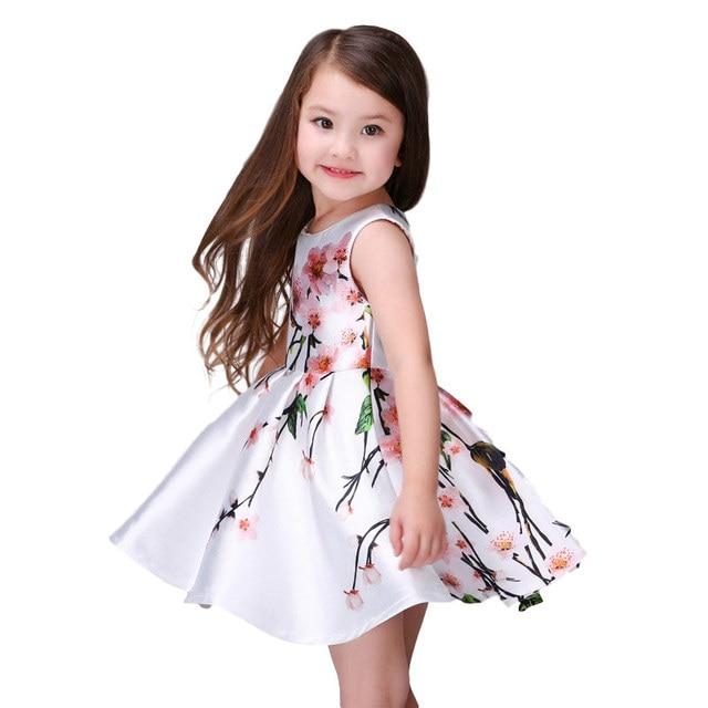 091453c96 جديد بنات الأميرة اللباس sleevess اسبانيا الاطفال ملابس الأميرة حزب  الفساتين للفتيات حفلة موسيقية الأميرة زي