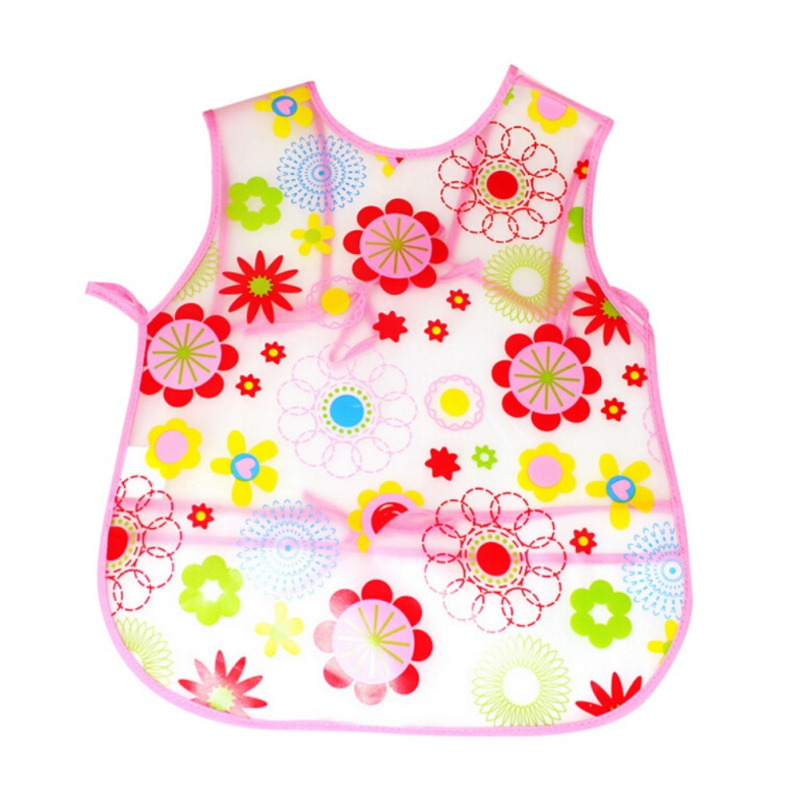 Mother & Kids Newborn Transparent Baby Aprons Baby Food Baby Bibs Waterproof Gardener Cotton Feeding Baby Clothes For Newborns Apron