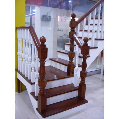 wuhan wooden staircase handrail small wood pillar wood stairs rh aliexpress com building small wooden stairs small wood stairs