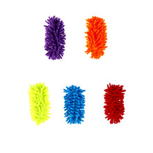 1PC Soft Microfiber Duster Brush Dust Cleaner Hair Static Anti Dusting Brush Home Air-Condition Car Furniture Cleaning