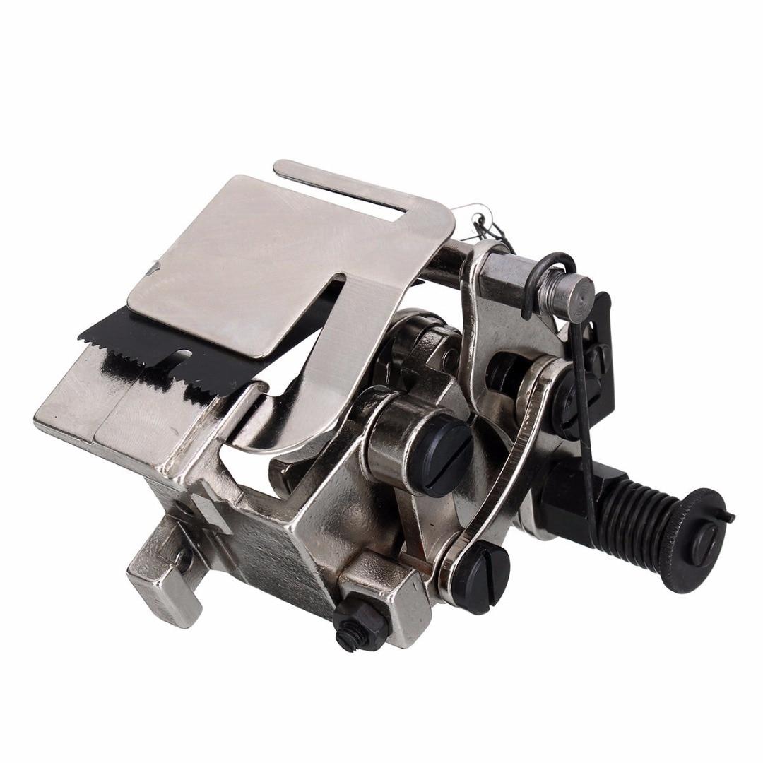 Pied de fixation pressoir à volants | Machine à coudre industrielle, pièce de rechange, argent 1 pièce