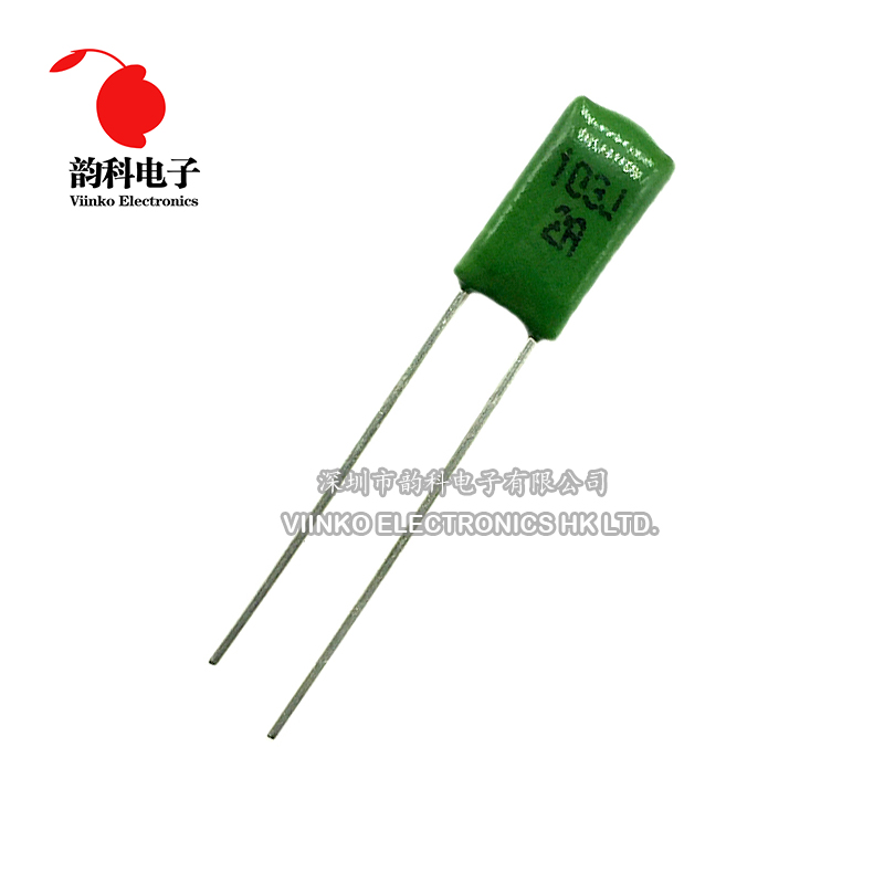 Polyester poly Film Capacitors 33nF 333//100V ±5/% 50PCS