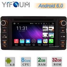 Wi-fi окта основные android 6 dvd-плеер автомобиля gps радио для mitsubishi Outlander Lancer Asx 2012 2013 2014 2015 DAB + 2 ГБ RAM 32 ГБ ROM