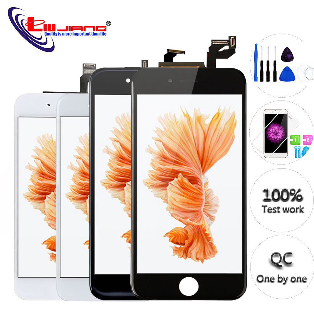 Grade AAA+++ For iPhone 6 6 Plus 6s Plus LCD 3D Touch Screen Digitizer Assembly Replacement with for iphone6 LCD Display image
