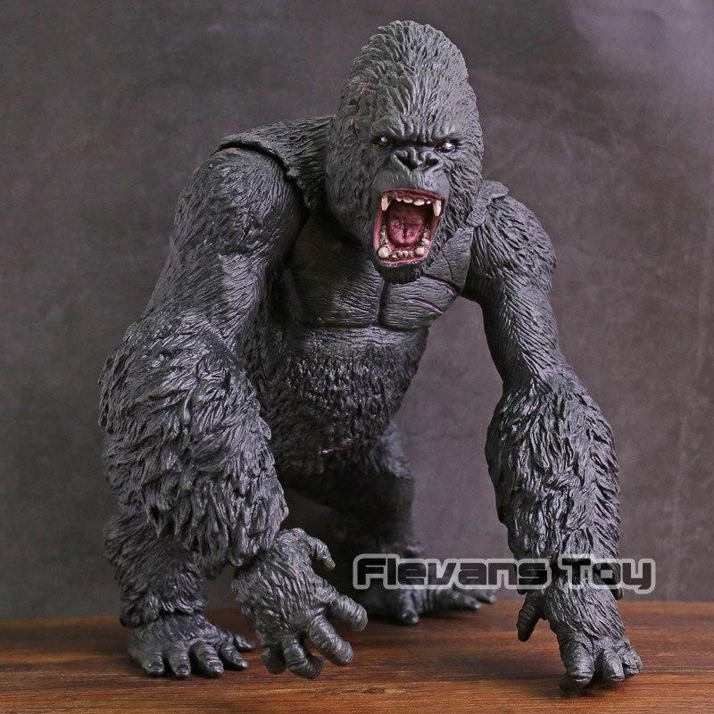 Kong crâne île roi Kong grande taille 31 cm PVC figurine à collectionner modèle jouet