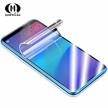 9D Anti-blue Hydrogel Film For Samsung Galaxy S10 S9 S8 Plus Note 9 8 S10e S10+ Full Curved Screen Protector 5G