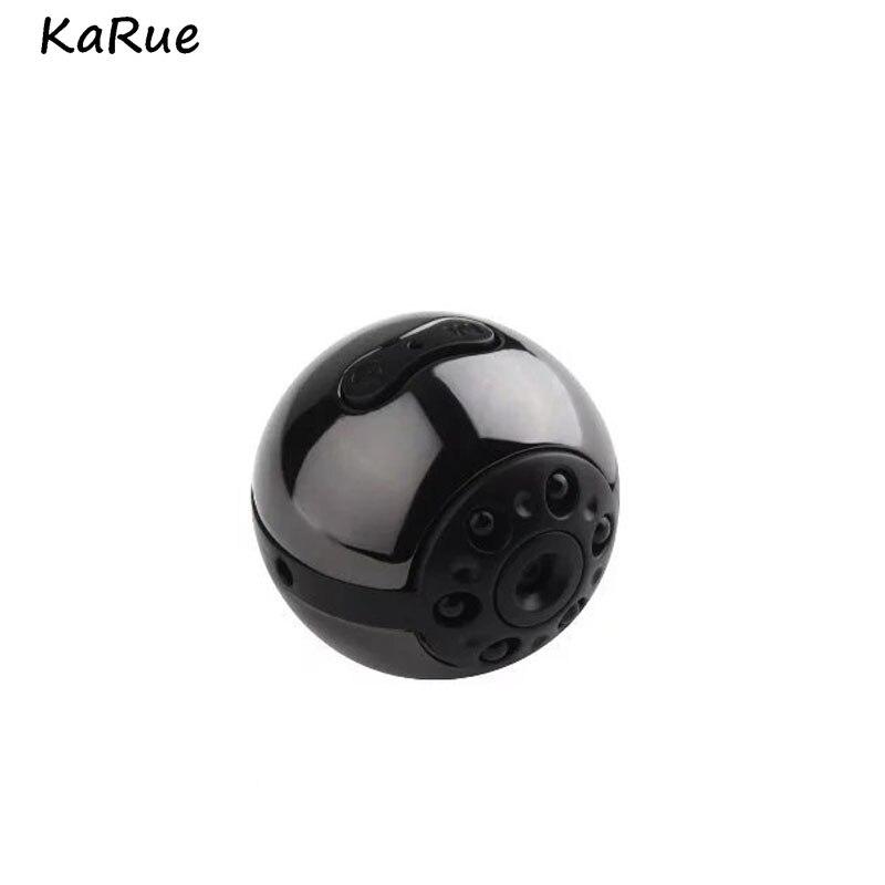 KaRue SQ9 Mini Mini Macchina Fotografica del DV HD 1080 p 720 p 360 Gradi di Rotazione Video Registratore Vocale Digitale