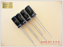 30PCS ELNA SILMIC II electrolytic capacitors for 22uF/25V audio free shipping elna silmic ii 25v 33 uf