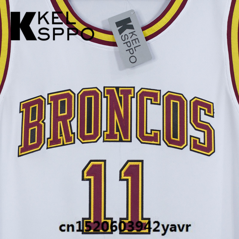 6800ece21 Custom Adult Throwback Basketball Jerseys #11 Steve Nash Santa Clara  Embroidered Basketball Jersey Size XXS 6XL-in Basketball Jerseys from  Sports ...