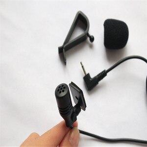 Image 5 - Linhuipad มินิรถภายนอกไมโครโฟนสำหรับเครื่องเล่น DVD Player 3 m สาย 2.5 มม. เสียงแจ็ค collar ไมโครโฟน 2 ชิ้น/ล็อต