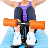 Portable Situp Bar Abdominal Muscle Trainer Fitness Equipment for Push Up Muscle Training BHD2
