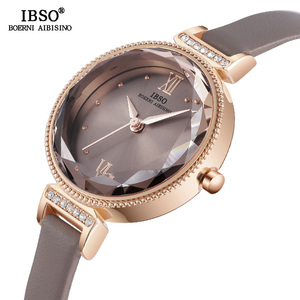 Image 2 - IBSO חדש יוקרה גבירותיי קוורץ שעון נשים Relogio Feminino שעות אופנה נשים יד שעונים נשי שעון Montre Femme 2020